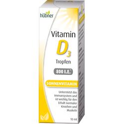 Hübner - Vitamin D3 Tropfen - 10 ml