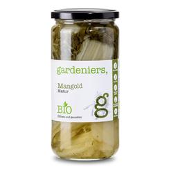 Bio Mangold eingelegt 680ml - gardeniers