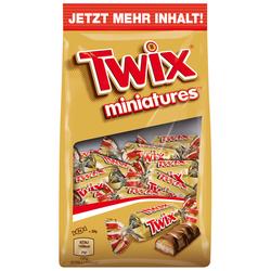 Twix Miniatures Standbeutel
