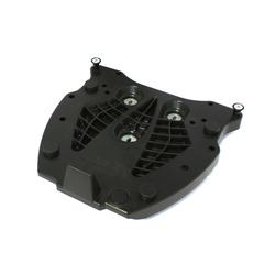 SW-Motech Adapterplatte für ALU-RACK Gepäckträger - Für Krauser. Schwarz., schwarz