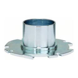 Bosch Kopierhülse für Bosch-Oberfräsen mit Schnellverschluss 24 mm