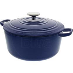 BK Bourgogne Bräter 24 cm Royal Blue