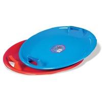 KRIBA Tellerrutscher 65 cm blau/rot (7902209)