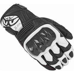 Berik LDX Damen Handschuhe, schwarz-weiss, Größe L