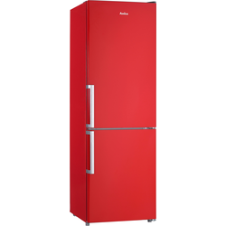 Kühl-/Gefrierkombination, 185,5 cm hoch, 59,5 cm breit, Kühlgefrierkombinationen, 92804441-0 rot rot