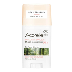 Acorelle Deo Gel - Spices Wood 40g