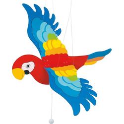goki Mobile Schwingtier Papagei