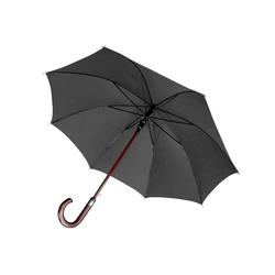 Euroschirm Stockregenschirm Stockschirm schwarz
