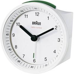 Braun 66010 Funk Wecker Weiß Alarmzeiten 1