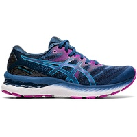 ASICS Gel-Nimbus 23 W grand shark/digital aqua 40