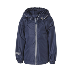 Minymo Regenjacke Regenjacke für Mädchen blau 104