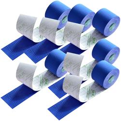 SFM ® Kinesiologische Tapes : cotton in Papierbox 5cmx5m blau (6)