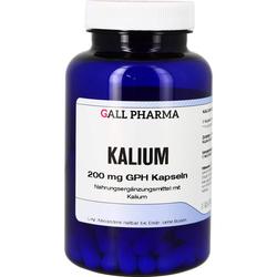 KALIUM 200 mg GPH Kapseln 60 St.