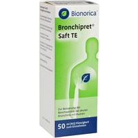 Bionorica BRONCHIPRET Saft TE