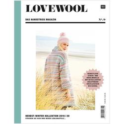 LOVEWOOL Das Handstrick Magazin No. 9 als Buch von