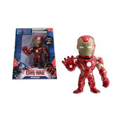 """JADA Spielzeug-Auto Marvel 4"""" Ironman Sammelfigure"""