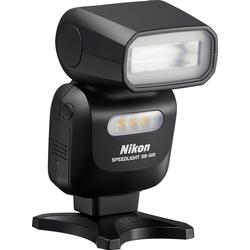 Nikon SB-500 Aufsteckblitz, (Multiblitzsystem, Überhitzungsschutz, Firmware-Update)