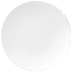 Rosenthal Frühstücksteller TAC Gropius Weiß Frühstücksteller 19 cm, (1 Stück)