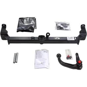 Abnehmbare Anhängerkupplung – AHK für Opel Zafira B (inkl. Zafira Family) (BJ 07/2005 - 12/2012)