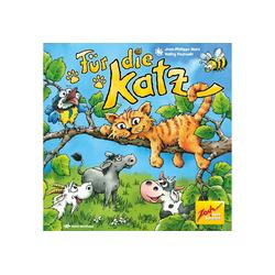 SIMBA Lernspielzeug Zoch - Für die Katz - Würfelblitz ab 4 Jahren - 2-5 Spieler