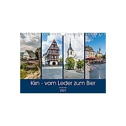 Kirn - vom Leder zum Bier (Wandkalender 2021 DIN A4 quer)