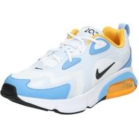 Nike Wmns Air Max 200 white-blue-yellow, 38