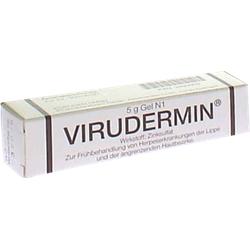 VIRUDERMIN Gel 5 g