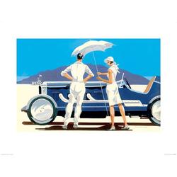 Bild BONNEVILLE SALT FLATS(BH 80x60 cm)