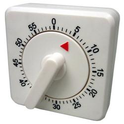 technoline Kurzzeitmesser KZW analog - Kurzzeitwecker - weiß