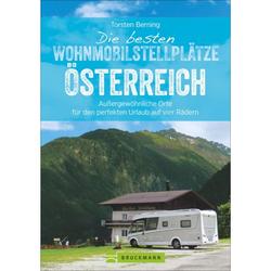 Stellplatzführer und Campingplätze - WOHNMOBILSTELLPLÄTZE ÖSTERREICH - Wohnmobilführer