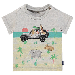 T-Shirt Sausolito T-Shirts grau Gr. 50 Jungen Kinder