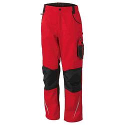 Workwear Bundhose CORDURA® - (red/black) 56