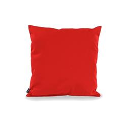 H.O.C.K. Dekokissen Classic Uni, 50/50 cm rot 1x 50x50 cm