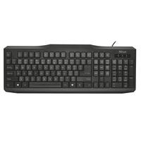 Trust ClassicLine Keyboard US (20517)
