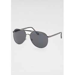 J.Jayz Sonnenbrille dunkel getönte Gläser grau