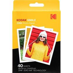 Kodak RODZL3X440 Fotopapier 89 x 108mm 40 St. Reißfest