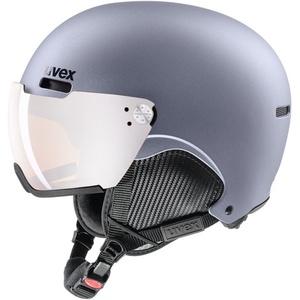 UVEX hlmt 500 Visor Skihelm strato metallic mat 52-55cm 2018 Ski- & Snowboardhelme