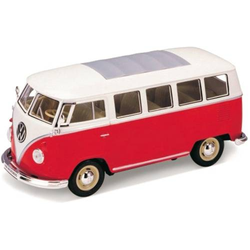 Welly VW T1 Bus 1962 1:24 1:24 Modellauto