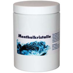 Mentholkristalle für die Sauna, Überzeugen Sie sich von der Qualität!, 400 g - Dose