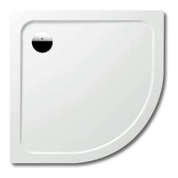 Kaldewei ARRONDO Duschwanne 871-2 90x90x6,5 cm mit Träger… weiß alpin