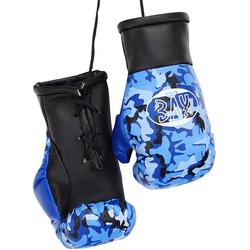 BAY-Sports Boxhandschuhe Mini Deko Box-Handschuhe Boxen Geschenk Auto Paar, Anhänger für Tasche, Autospiegel usw.