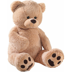 Heunec® Kuscheltier Teddybär beige, 100 cm