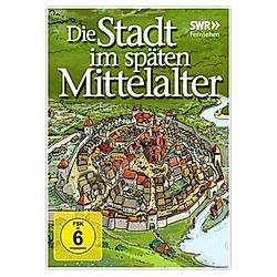 Die Stadt im späten Mittelalter - DVD  Filme
