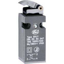 Schlegel EKU1-KG Endschalter 380 V/AC 6A Gleithebel tastend IP65 1St.