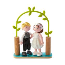 Haba Puppenhausmöbel HABA 303165 Little Friends Brautpaar