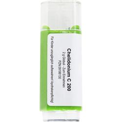 CHELIDONIUM C 200 Globuli 2 g