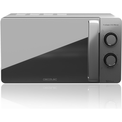 Cecotec ProClean 3160 Mirror Mikrowellen - Grau