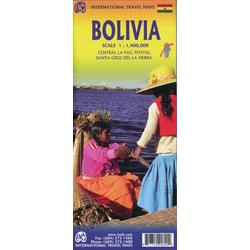 Bolivia 1:1 400 000