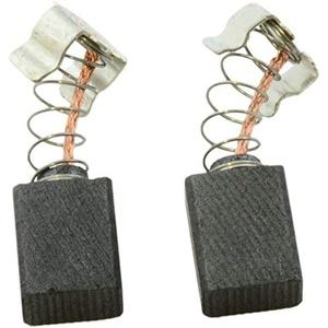 Kohlebürsten für MAKITA HP2071 Bohrmaschine -- 6x9x11mm -- 2.4x3.5x4.3''
