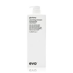 evo gluttony volumising shampoo szampon do włosów  1000 ml